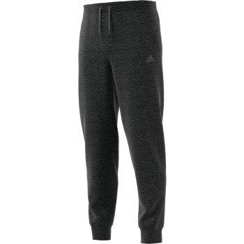 adidas Men's Team Issue Fleece Jogger, Dark Grey Melange, Medium