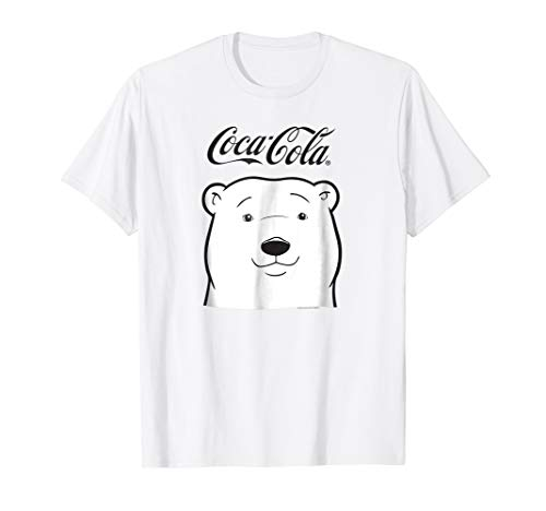 (Coca Cola Polar Bear Logo T-Shirt)