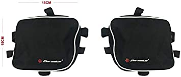 Universal Taschen Für Sturzbügel 18 X 15 Cm Auto