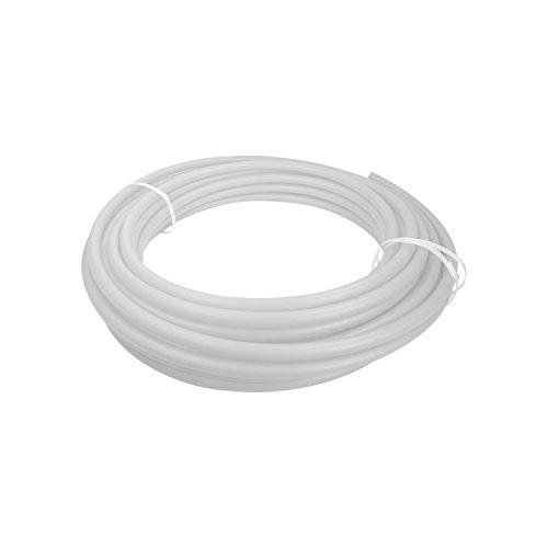 White Tubing Pex (Pexflow PFW-W34100 PEX Potable Water Tubing Non-Barrier Pipe, 3/4 Inch x 100 Feet, White)