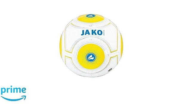 Jako 3.0 2304 - Balón de fútbol (Ligero, 14 Parches cosidos a ...