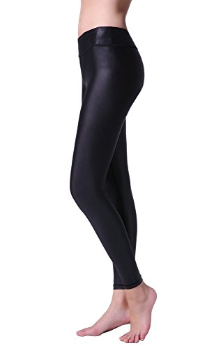 Womens Sport 2 Leather Pants - 1