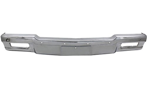 1990 chevy caprice front bumper - 9