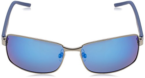 Dkruthe Sol 5X para Smtt 63 Hombre 2045 PLD de Gris R80 Grey Grey Polaroid Gafas Pz Blue S Speckled t0Hx7Fqfw