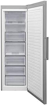 Corbero Congelador vertical 1 Puerta CCV1858NFX: 464.64: Amazon.es ...