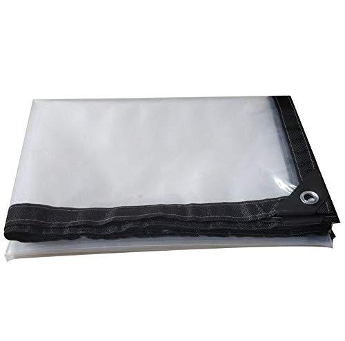- HYJHDD Clear tarp Tarpaulin Plastic Cloth Transparent Truck Oil Cloth Tarpaulin dust Cloth Windproof Transparent Plastic Film,3mx10m
