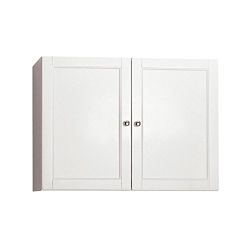 Foremost BEWW3012 Berkshire White Bathroom Wall Cabinet