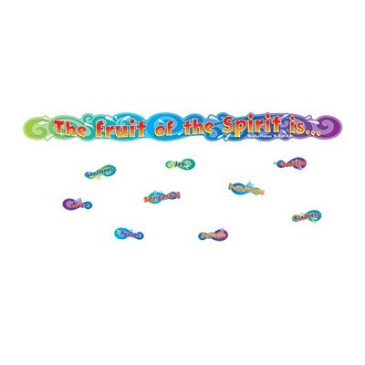 CD-210021 - THE FRUIT OF THE SPIRIT MINI BB SET