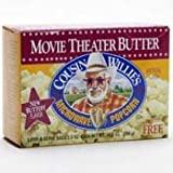 uncle willies popcorn - Cousin Willie's Microwave Popcorn, Movie Theater Butter, 3ct, 3.5oz Bags - Unbeatable Flavor - Cholesterol Free - Made in the USA