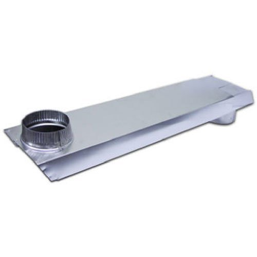 Lambro 3006 Tite Fit 90 Rectangular Aluminum Duct