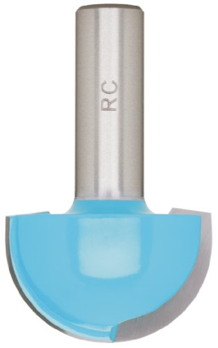 Roman Carbide DC1065 1-1/2-Inch Round Nose, 1/2-Inch Shank (1/2 Inch Shank Round Nose Router)
