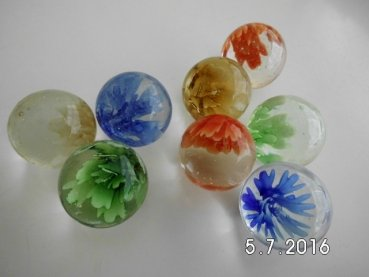 Dieters 256800 25 mm Coral Marble (25-Piece)