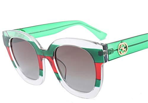Femme Lunettes Vert Soleil Couple de et polarisées Mode Protection 400UV Classique Style XIYANG Green Homme fXqwAxw1