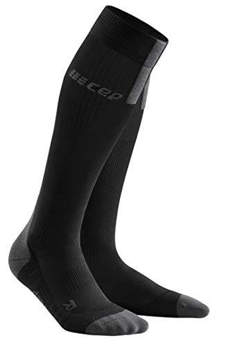 Women's Athletic Compression Run Socks - CEP Tall Socks for Performance