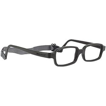 Amazon.com: Miraflex New Baby 1 Kids Eye Glass Frames, 39/14, Age 3 ...