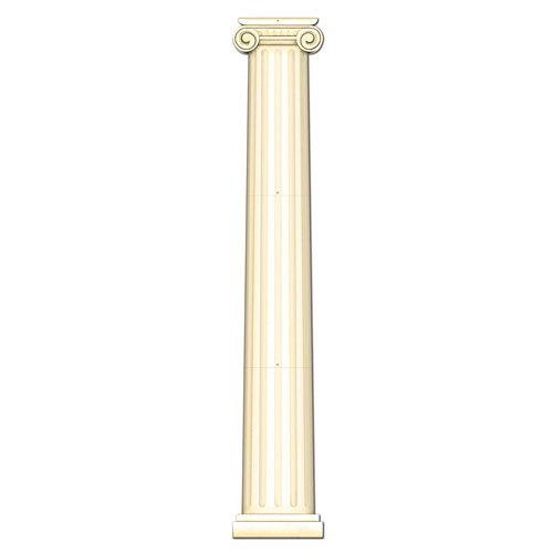 Jointed Column Pull-Down Cutout Party Accessory (1 count) (1/Pkg)]()