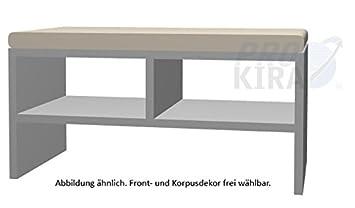 Puris Wave Plus Sitzbank Setbank9 B 90 Cm Amazonde Küche