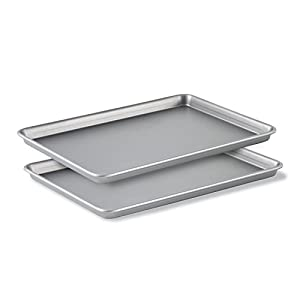 Amazon Com Calphalon Nonstick Bakeware Baking Sheet 2