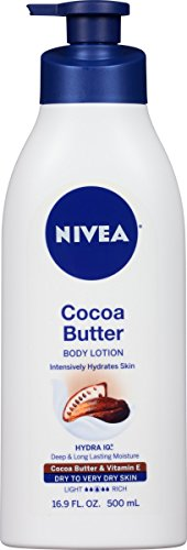 NIVEA Cocoa Butter Body Lotion 16.9 Fluid Ounce