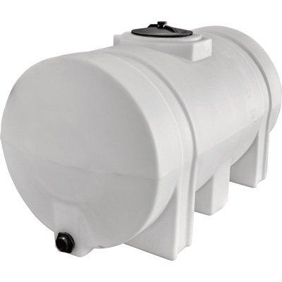 RomoTech Horizontal with Legs Polyethylene Reservoir, 65 Gallon by RomoTech