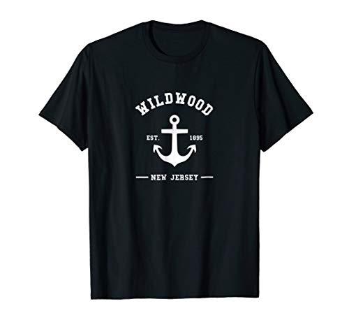 Wildwood New Jersey Men Women Youth Gift T Shirt -
