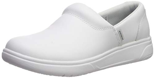 CHEROKEE Women's Melody Health Care Professional Shoe, White, 6M Medium US