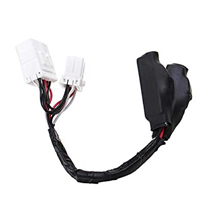 Turn Signal Load Equalizer For Harley Led Load Blinker Turn Signal Lights Resistor Plug in Flasher Fl: Automotive