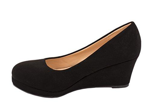 Elara - zapatos de tacón Mujer negro