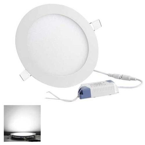9W SMD LED Round Recessed Ceiling Light Fixture Cool White