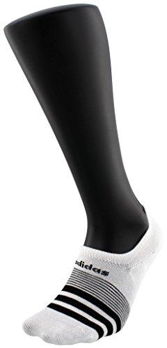 Adidas Super nbsp;pack Women' White black Calzini No Onix 6 S Show Superlite light rIrAXw