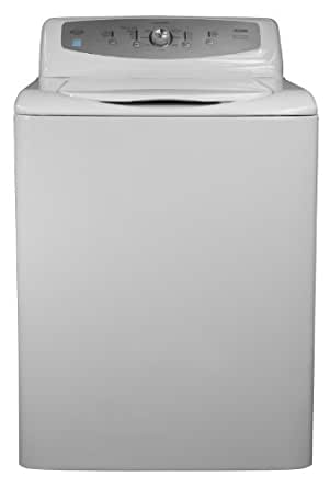 Haier GWT450AW 3.6 Cubic Foot Super Capacity Washer, White