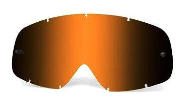 Oakley O-Frame MX Replacement Lens (Black Iridium, One Size) by Oakley