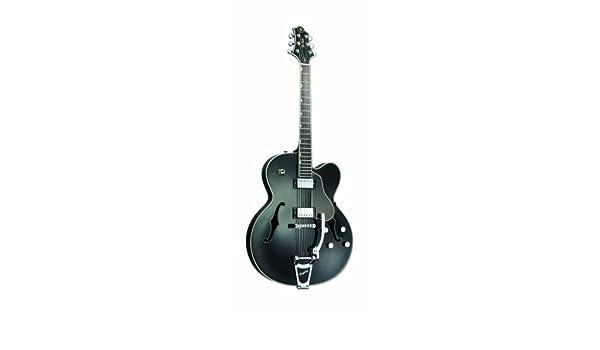 Samick Greg Bennett diseño jzt15 - Guitarra eléctrica, color negro: Amazon.es: Instrumentos musicales