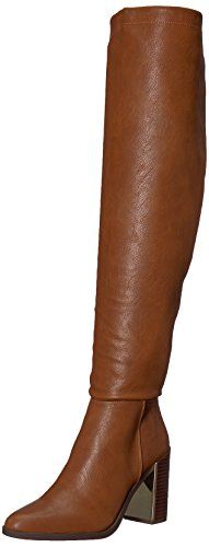 Nine West Womens Wiseplay Synthetic Knee High Boot