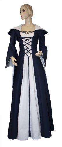 Gewand Kleid Mittelalter Alma 42 Gothic Gr K01 Mittelalterkleid LARP CFqAtwPxx