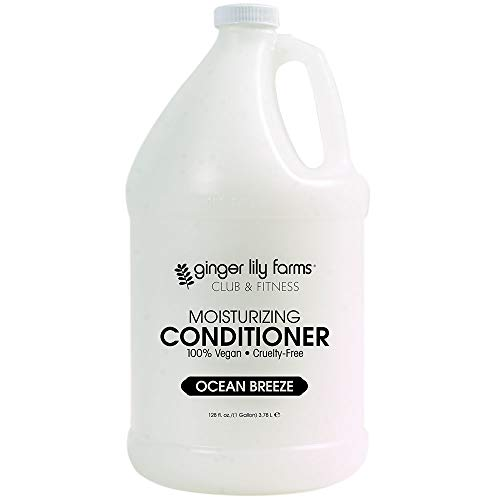 Ginger Lily Farms Club & Fitness Ocean Breeze Moisturizing Conditioner 1 Gallon