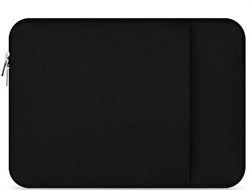 Topdo Estuche portátil para computadora portátil 15.6 Pulgadas Estuche para Laptop para MacBook Air/MacBook Pro/Laptop – Negro: Amazon.es: Electrónica