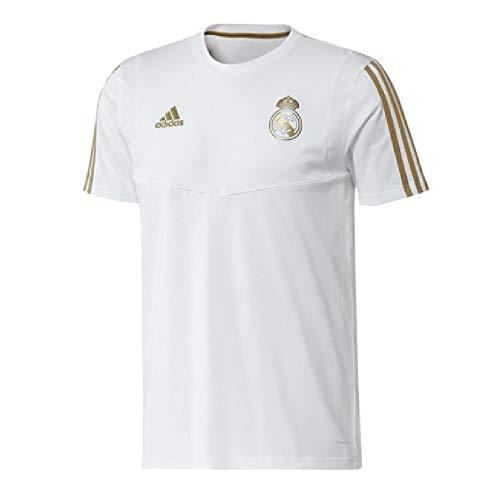 - adidas 2019-2020 Real Madrid Training Tee (White)