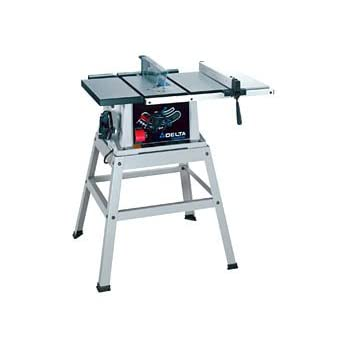 Delta ts220ls shopmaster 10 inch deluxe bench saw with for 10 inch table legs