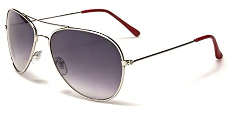 Several Colors Available! Free Microfiber Pouch Red Classic Tear Drop Metal Frame Color Lens Aviator Style Sunglasses AV3577