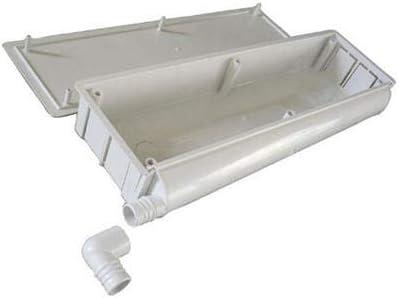 Caja Preinstalación Aire Acondicionado Desagüe reversible: Amazon.es: Hogar
