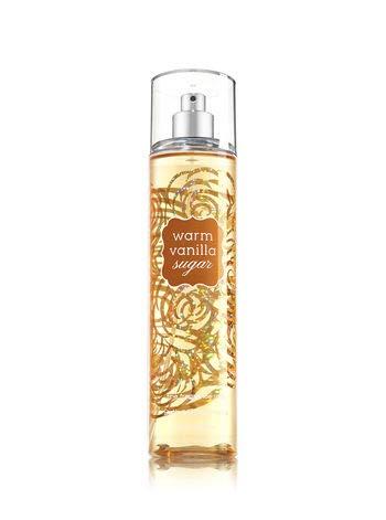 Bath & Body Works Warm Vanilla Sugar 8.0 oz Fine Fragrance Mist