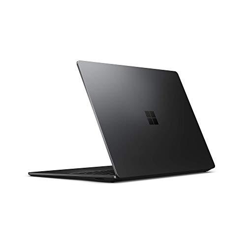 "Microsoft Surface Laptop 3 for Business Ultra-Thin 15"" Touchscreen Laptop - Intel 10th Gen Quad Core i7, 8GB RAM, 256GB SSD, Windows 10 Pro, 2019 Edition - Black (Metal)"