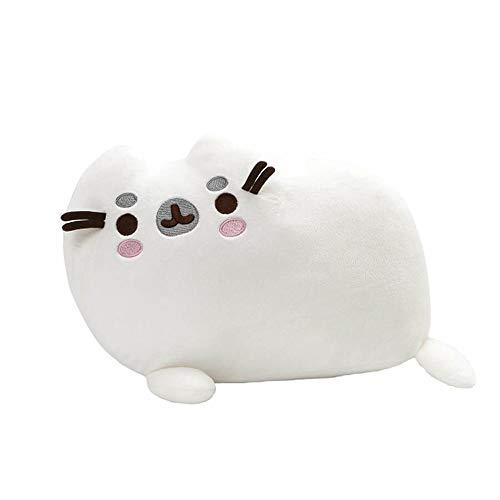 GUND Pusheen Pusheenimal Seal Plush Stuffed Animal, White, 13