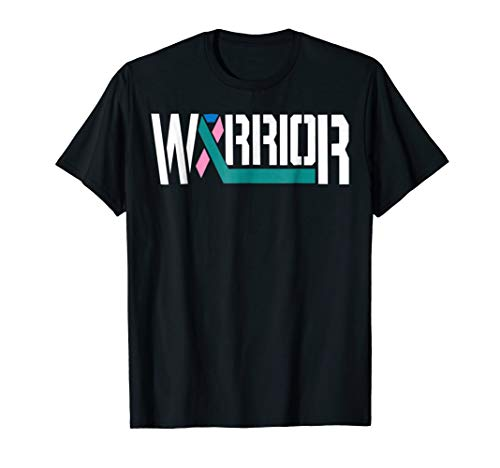 thyroid cancer warrior-thyroid cancer awareness gift t shirt