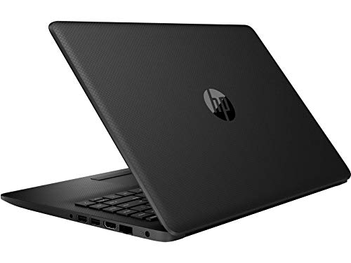"""HP 14 10th Gen Intel Core i5 14"""" (35.56cms) HD Laptop (i5-10210U/8GB/512GB SSD/Win 10/MS Office/Win 10/Jet Black/1.5 kg), 14-ck2018tu 2021 June Processor: 10th Gen Intel Core i5-10210U (1.6 GHz base frequency, up to 4.2 GHz with Intel Turbo Boost Technology, 6 MB L3 cache, 4 cores) Display: 14-inch HD SVA BrightView, 220 nits, 45% NTSC (1366 x 768) Memory & Storage: 8 GB DDR4-2666 SDRAM (1 x 8 GB) 