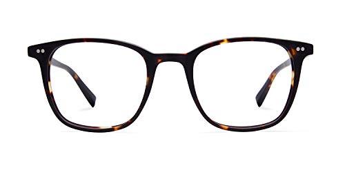 Baxter Blue Eyewear - Fashionable Non-Prescription Blue Light Blocking Computer Glasses That Give Back Through Our 'Pair for a Pair' Pledge - Clarke Matte -