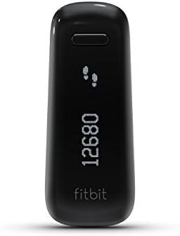 Fitbit One Wireless Activity Plus Sleep Tracker, Black (Renewed)