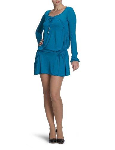 Sea Damen Kleider Türkis BIR8701JB60H7 Textil Mini Tunika Fornarina 6wTx0npn