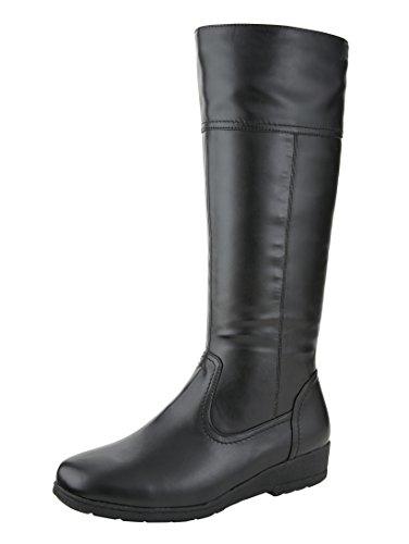 Mae Stiefel Schwarz Weichem Softmaterial aus amp;Mathilda xfAwf4qa